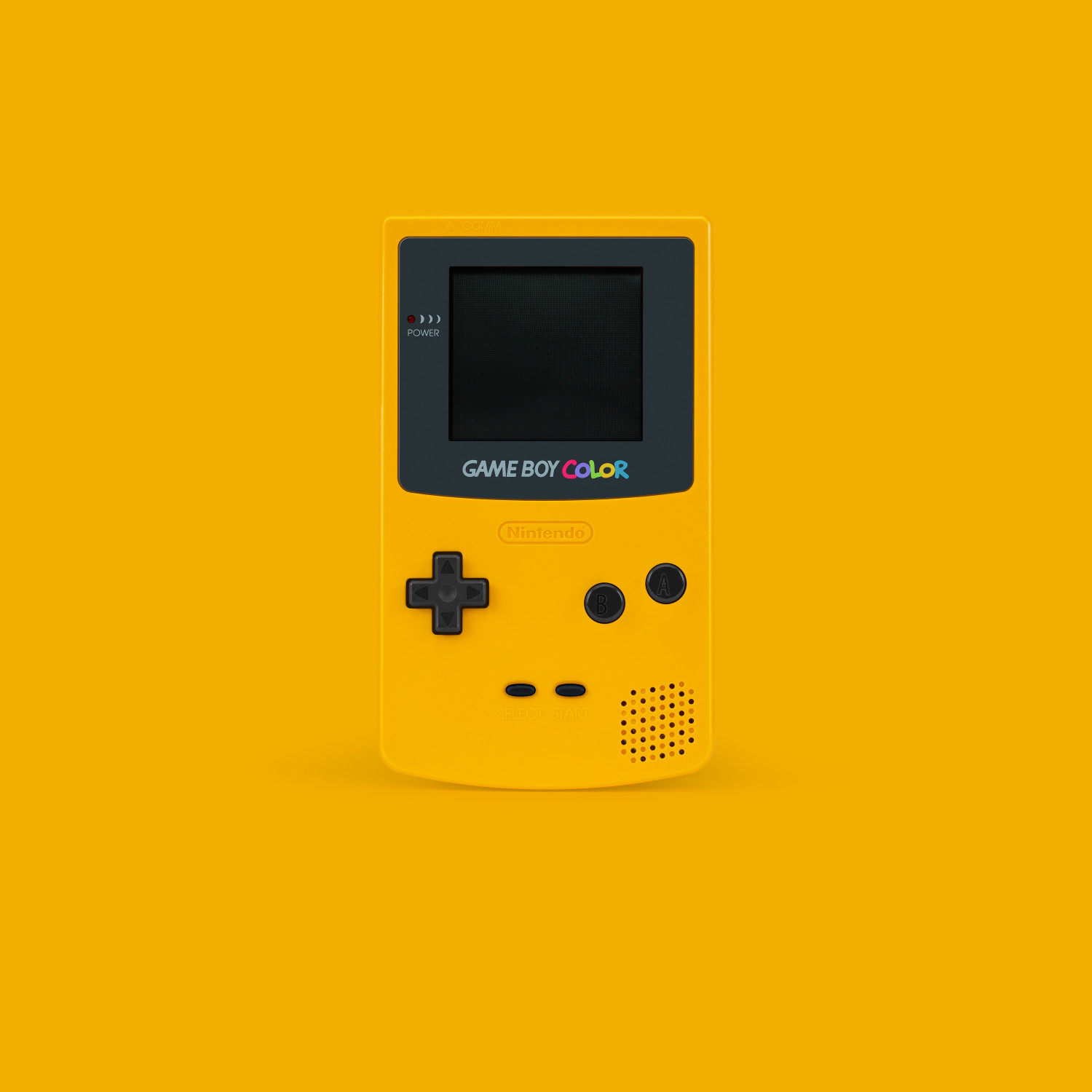Game Boy Color - Yellow
